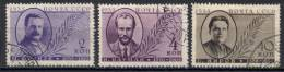 Russia 1935 Unif. 580A/82A Usati/Used VF - Used Stamps