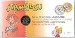Numisletter 2001 Jeugdfilatelie  6 October 2001 - Numisletters