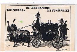 Bussem - De Begrafenis Michel - Bussum