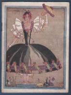 PROGRAMME THEATRE DU CHATELET SAISON 1934 1935 - AU TEMPS DES MERVEILLEUSES DE ALBERT WILLEMETZ ET ANDRE MOUËZY EON - Programmes