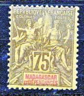 MADAGASCAR  TYPE GROUPE N� 39   NEUF* TB