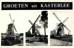 BELGIQUE - ANVERS - KASTERLEE - CASTERLEE - Groeten Uit Kasterlée. - Kasterlee