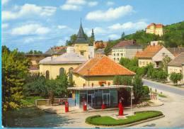 Ex.YU.Slovenia. Lendava. The Petrol Station. - Slovénie