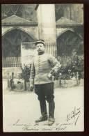 41 - VENDOME - AVRIL 1913 -  CARTE PHOTO ORIGINALE - Vendome