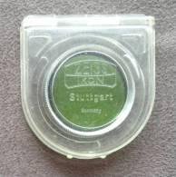 Lentille Zeiss Ikon Vert  - GR 2x - 27 - Avec Boite - Unclassified