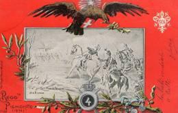 [DC8507] 4° REGGIMENTO FANTERIA BRIGATA PIEMONTE - Regiments
