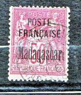 MADAGASCAR    N� 19  OBL TB