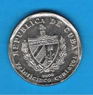 CUBA - 25 Centavos  2000   KM577  Trinidad - Cuba