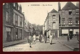 Cpa  Du  35  Combourg  Rue Des Princes     PUO21 - Combourg