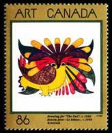 Canada (Scott No.1466 - Arts Canadiens / Canadian Arts) (**) - Agriculture