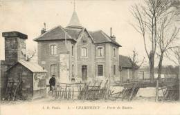 78 CHAMBOURCY - PORTE DE MANTES - Chambourcy