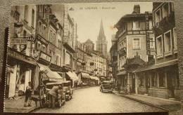 Lisieux - Grand'rue - Garage Jonquard - Lisieux