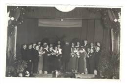 Photo Carte - Chorale - Welkenraedt Vers Eupen 1953 (Y309)b115 - Welkenraedt