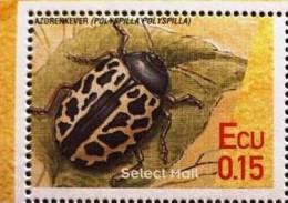 PAYS BAS Insectes 1 Valeur (bedreigde Diersoorten) POSTE LOCALE Neuf Sans Charniere. MNH - Non Classés