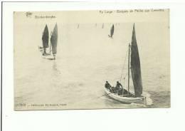 Blankenberge   Barques De Pêche  Aux Crevettes - Blankenberge
