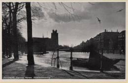 Dordrecht - Nieuwe Haven. Avondstemming - Dordrecht