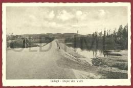 PORTUGAL - GOLEGÃ - DIQUE DOS VINTE - 40S PC. - Santarem