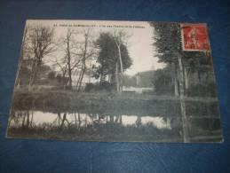 Parc De Rambouillet - L'Ile Des Festins Et Le Chateau - Ed. Lagrange 87 - Circulée 1917 - L123B - Rambouillet (Château)
