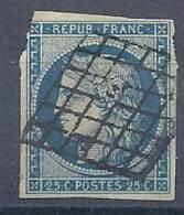 130202977  FRANCIA  YVERT    Nº  4  (CAT  45€) - 1849-1850 Ceres