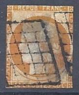 130202983  FRANCIA  YVERT    Nº  5a  (CAT  575€) - 1849-1850 Cérès