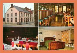 54 - BARVAUX SUR OURTHE Auberge LE GRILLON ( Hotel Restaurant ) Multivues // CPM - France