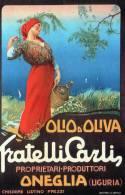 Olio Di Oliva - FRATELLI CARLI - Imperia