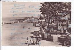 CP N° 23 - THARON-PLAGE - Vue Sur Le Remblai - France