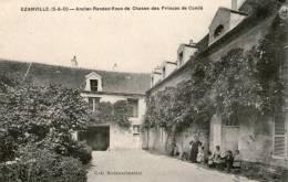 EZANVILLE - Ancien Rendez-Vous Des Chasseurs.....   - - Ezanville