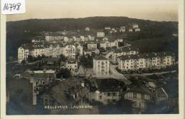 Lausanne :  Bellevaux - VD Vaud