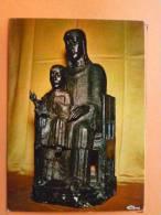 V9-03-allier--moulins-cathedrale Notre Dame De Moulins-vierge Noire Du 12° Siecle - Moulins