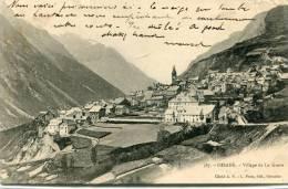 CPA 05 OISANS VILLAGE DE LA GRAVE 1903 - Francia