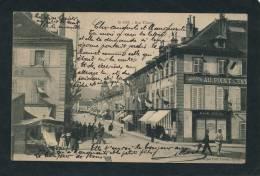SAINT DIE - Rue Thiers (1903) - Saint Die