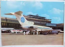 Berlin Photo Flughafen Tempelhof Aeroport Avion Panam American Animé +- 1965 - Aerodrome
