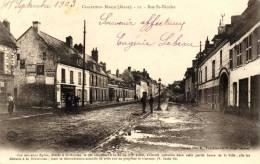 Collection Marle ( Aisne )  - 11 - Rue St Nicolas - 02 - - France