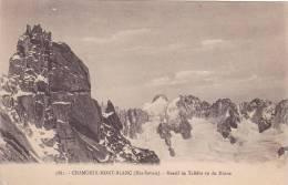 CHAMONIX-MONT-BLANC (hte-Savoie) , France , 00-10s ; Massif De Talefre Vu Du Moine - Chamonix-Mont-Blanc