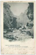 Cpa Bon Etat , Santo-domingo-de-silos , Uno De Los Alrededores  ,la Caldera , Carte Rare , Carte Precurseur - Espagne