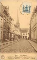 Avr13 1553 : Tiet  -  Kortrijkstraat - Tielt