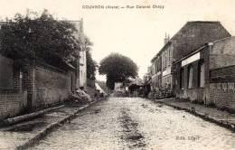 Couvron ( Aisne ) - Rue Colonel Chépy - 02 - France