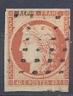 130202984  FRANCIA  YVERT    Nº  48  (CAT  130 €) - 1849-1850 Ceres