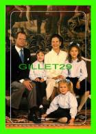 ROYAL FAMILIES - THE KING & QUEEN OF SWEDEN -  KUNG CARL XVI GUSTAF OCH DROTTNING SILVIA - DIMENSION 12X17 Cm - - Royal Families
