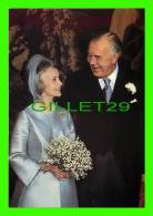 ROYAL FAMILIES - PRINS BERTIL OCH PRINSESSAN LILIAN - BROLLOPSDAGEN DEN 7 DECEMBER 1976  - - Royal Families