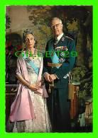 ROYAL FAMILIES - KONUNG GUSTAF VI ADOLF OCH DROTTNING LOUISE - IN 1973 - - Royal Families
