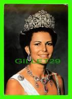ROYAL FAMILIES - H. M. DROTTNING SILVIA - - Royal Families