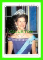 ROYAL FAMILIES - H. M. DROTTNING SILVIA - DIMENSION  12X17 Cm - - Royal Families