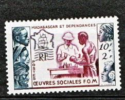 MADAGASCAR   N�  320  NEUF** LUXE