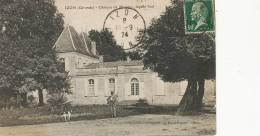 Izon   Chateau De Moneys Façade Sud   Edit A. Dando Blaye Chasseur Epagneul - France