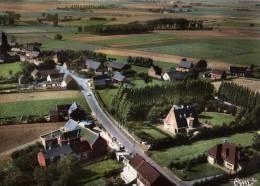 DERGNEAU -  Vue Aérienne - CPSM GRD F- Edit: Combier - Frasnes-lez-Anvaing