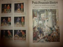 """1902 Le Petit Français Illustré: Déjeuner CHINE;Faune Chez-soi; Myrto Et Myrtille ;Origine """"Pataquès"""";ZURICH Fait Mieux - Livres, BD, Revues"""