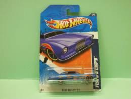 FISH´D & CHIP´D JAGUAR - Heat Fleet 2011 - HOTWHEELS Hot Wheels Mattel 1/64 US Blister - HotWheels