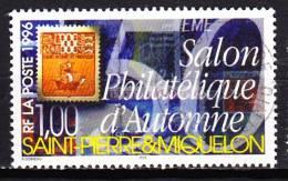 ST PIERRE ET MIQUELON  1996  YT 637  TB - Non Classés